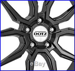 Jantes Dotz Misano grey 8.0Jx19 ET45 5x114,3 pour SUZUKI Grand Vitara Sx4