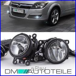 LED Tagfahrlicht LED Nebelscheinwerfer Opel Peugeot Ford Renault + R87 Zulassung