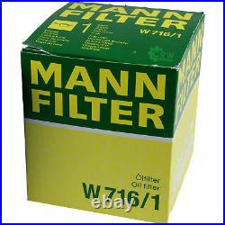LIQUI MOLY 5L 5W-40 huile moteur + Mann-Filter Suzuki Grand Vitara I FT Gt 2.0