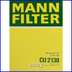 LIQUI MOLY 6L 5W-40 huile moteur + Mann-Filter Suzuki Grand Vitara II JT de Te