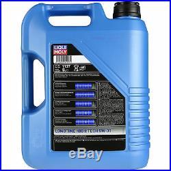 Liqui Moly 6L Longue Date High Tech 5W-30 Huile + Filtre pour Suzuki Grand