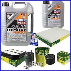 Liqui Moly 6L Toptec 4200 5W-30 Huile + Filtre pour Suzuki Grand Vitara II JT