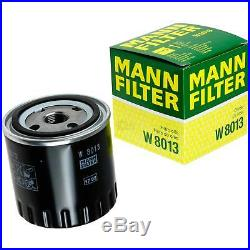 Liqui Moly 6 L 5W-30 Huile Moteur + Mann-Filter Suzuki Grand Vitara II JT Te Td