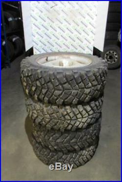 Lot de 4 roue complète SUZUKI GRAND VITARA Diesel /R31927238