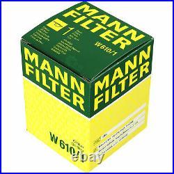 MANN-FILTER Set Suzuki Grand Vitara I Cabriolet Gt 2.0 4x4 1.6