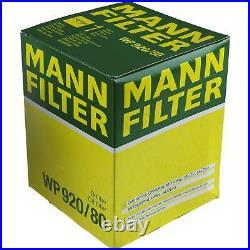 MANN-FILTER Set Suzuki Grand Vitara I FT Gt 2.0 Td Inter Cooler