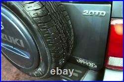 Malle/Hayon arriere SUZUKI GRAND VITARA 1 2.0 TDI 16V TURBO 4X4 /R47754090