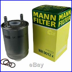 Mann Filtre Paquet Mannol Filtre à Air Suzuki Grand Vitara II JT Te Td