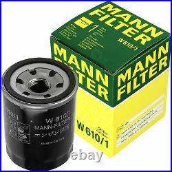 Mann Filtre Paquet mannol Filtre à Air pour Suzuki Grand Vitara I FT Gt 2.5