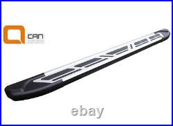 Marche-pieds Suzuki Grand Vitara 5P 06-14 Sapphire V2 173cm EN STOCK