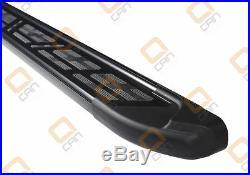 Marche-pieds latéraux Suzuki Grand Vitara 3P Sapphire V2 Black 163cm