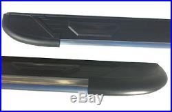 Marche-pieds latéraux Suzuki Grand Vitara 3p 06-09 (D+G), série BP 981B EN STOCK