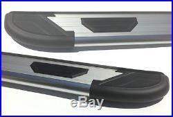 Marche-pieds latéraux Suzuki Grand Vitara 3p 06-09 (D+G), série BP 981 EN STOCK
