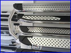 Marche-pieds latéraux Suzuki Grand Vitara 3p 06-14 D+G série Plus 163cm EN STOCK
