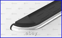Marche-pieds latéraux Suzuki Grand Vitara 3p 06 (D+G), Ring 163cm