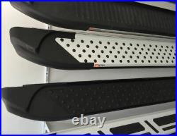 Marche-pieds latéraux Suzuki Grand Vitara 3p (D+G), Sapphire V1 163cm