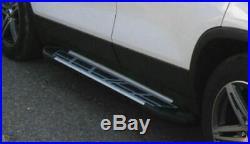 Marche-pieds latéraux Suzuki Grand Vitara 3p (D+G), Sapphire V2 163cm