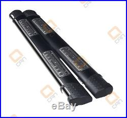 Marche-pieds latéraux Suzuki Grand Vitara 3p série Emerald Black 163cm EN STOCK