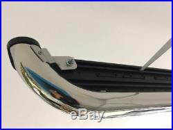 Marche-pieds latéraux Suzuki Grand Vitara 3p série Pearl Black 163cm EN STOCK