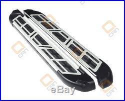 Marche-pieds latéraux Suzuki Grand Vitara 5P 06-14 Sapphire V2 173cm