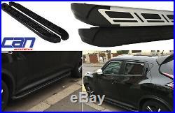 Marche-pieds latéraux Suzuki Grand Vitara 5P Sapphire V2 Black 173cm EN STOCK