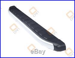 Marche-pieds latéraux Suzuki Grand Vitara 5 p. 2006-2014, Alyans 173cm