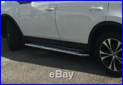 Marche-pieds latéraux Suzuki Grand Vitara 5 portes 200614 Pearl 173cm