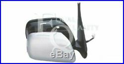 Miroir Extérieur SX pour Suzuki Grand Vitara 2009 Electr. Term. Vern