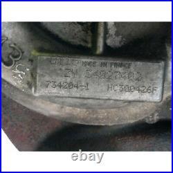Moteur type RHW occasion SUZUKI GRAND VITARA 402270985