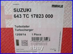 Original Mahle Turbo Suzuki Grand Vitara 2 II (JT, Te, Td) 1.9 Ddis Tout Terrain