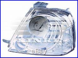 PHARE AVANT SUZUKI GRAND VITARA XL 01/04-09/05 gauche H4