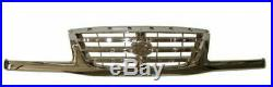 Panneau Grille avant pour Suzuki Grand Vitara 2001-2005 Chrome Complet