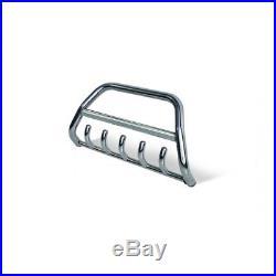 Pare Buffle Bullbar Protection Inox Pour Suzuki Grand Vitara 2006-2012