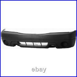 Pare-Chocs Suzuki Grand Vitara Année Fab. 01-05 Noir ABS Plastique A96