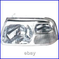 Phare Halogène Kit H4 Pour Suzuki Grand Vitara I Inclus Lampes