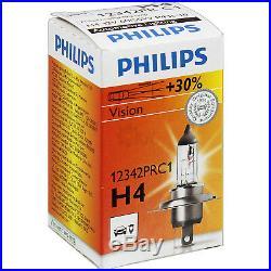 Phare à droite Suzuki Grand Vitara Année Fab. 10/05- H4 Incl. Philips Lampes