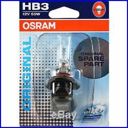 Phare à droite Suzuki Grand Vitara II JT 04.05- HB3 Incl. Osram X4F