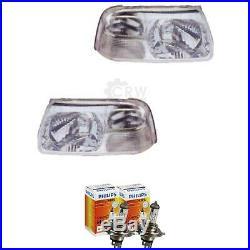 Phare avant Set Suzuki Grand Vitara Année Fab. 98-05 Incl. Philips Lampes Y4h