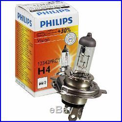 Phare avant Set Suzuki Grand Vitara II JT 04.05- H4 avec Philips 9OP