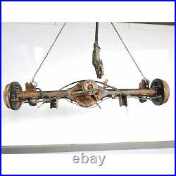 Pont arrière 4651066D51000 SUZUKI GRAND VITARA 1 2.0 TDI 16V 4X4 405258388
