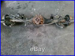 Pont (propulsion) SUZUKI GRAND VITARA Diesel /R18689491