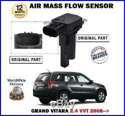 Pour Suzuki Grand Vitara 2.4 Vvt J24b 2008 Original Débit Massique Air Capteur