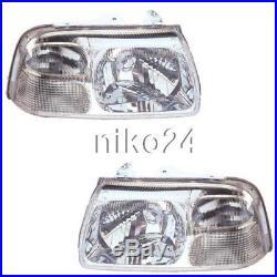 Pour Suzuki Grand Vitara PHARES 1999-2004 gauche et droite