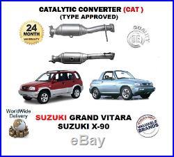 Pour Suzuki Grand Vitara SUZUKI X-90 NEUF Catalytique convertisseur chat