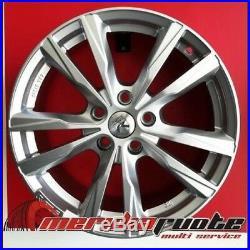 Reds K2 Kit 4 Jantes En Alliage Nad 18 5x114 Et45 Pour Renault Clio 4 Rs Fluence