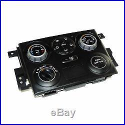 Règlement de Chauffage Panel Chauffage Climatisation Suzuki Grand Vitara II JT