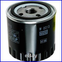 Révision D'Filtre Liqui Moly Huile 6L 5W-40 pour Suzuki Grand Vitara II JT