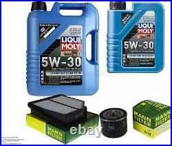 Révision Filtre LIQUI MOLY Huile 6L 5W-30 Pour Suzuki Grand Vitara II JT Te