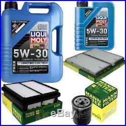 Révision Filtre Liqui Moly Huile 6L 5W-30 pour Suzuki Grand Vitara I ft Gt Route