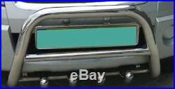 SUZUKI Grand Vitara Faible 1999-2005 Essieu Nudge A-bar (60mm) en acier inox